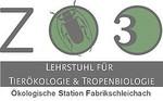 Lehrstuhl für Tierökologie und Tropenbiologie - Julius-Maximilians-Universität Würzburg